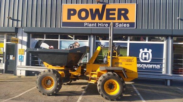 barford-6-ton-swivel-dumper-for-sale-power-plant-hire