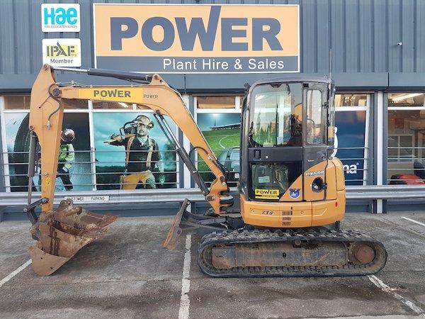 case-5-ton-excavator-for-sale-power-plant-hire