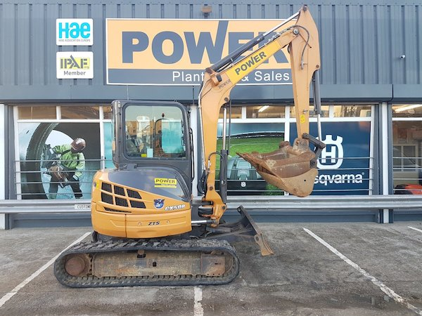 case-mini-digger-hire-wexford-power-plant-hire
