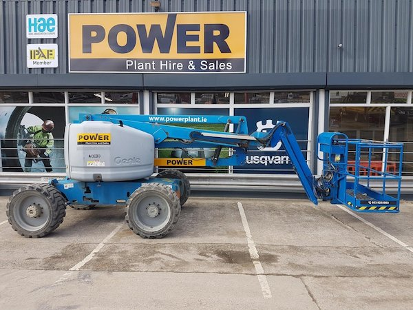 cherry-picker-hire-and-sales-waterford-wexford-wicklow-carlow-power-plant-hire-genie-z45