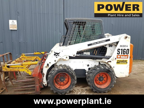skidsteer-loader-hire-wexford-bobcat-s160-power-plant-hire