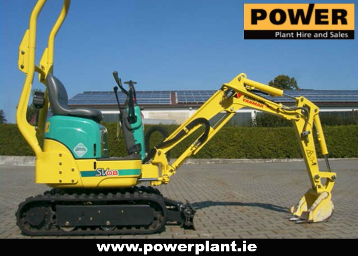 Mini Diggers Power Plant Hire And Sales