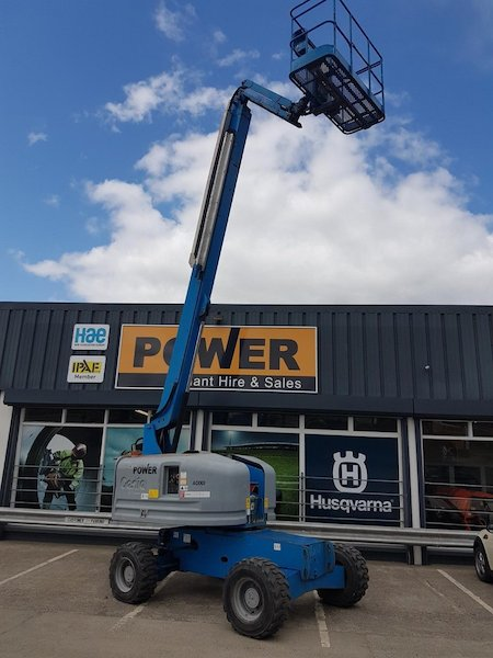 PLANT SALES WEXFORD POWERED ACCESS POWER PLANT HIRE