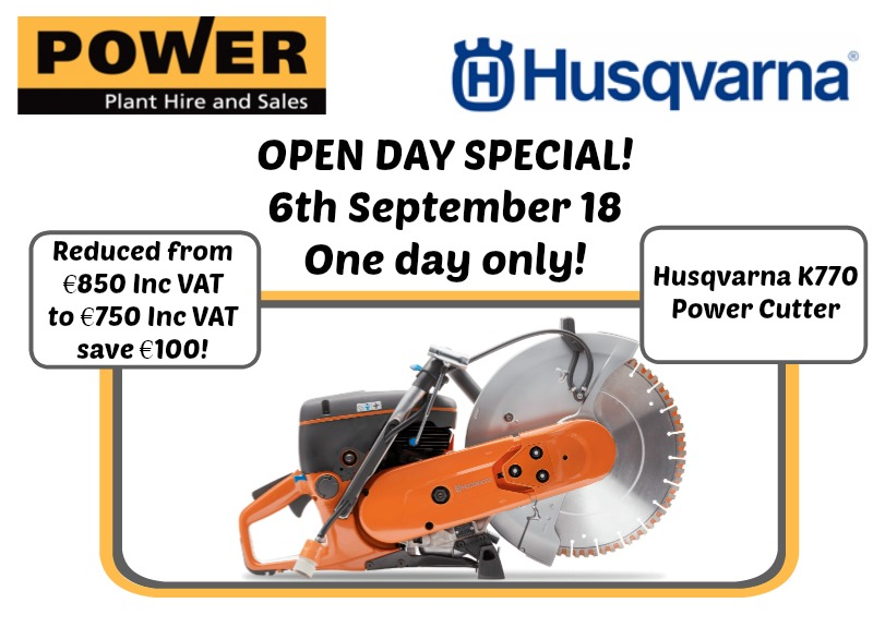 husqvarna-k770-open-day-special-offer