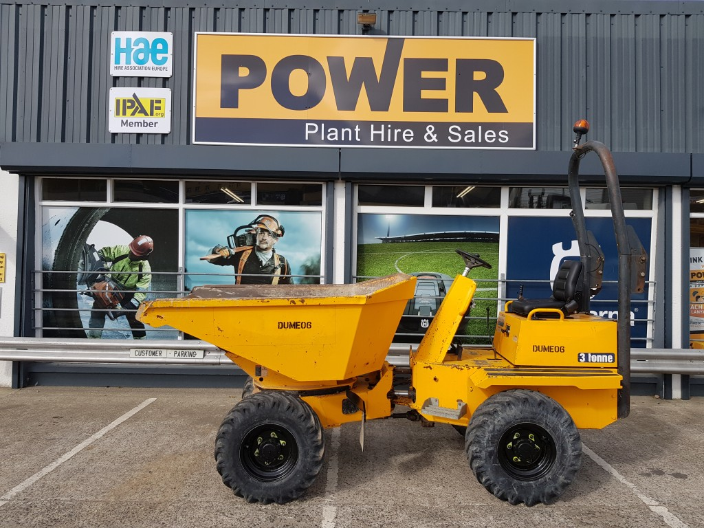 plant-sales-wexford-thwaites-dumper-power-plant-hire