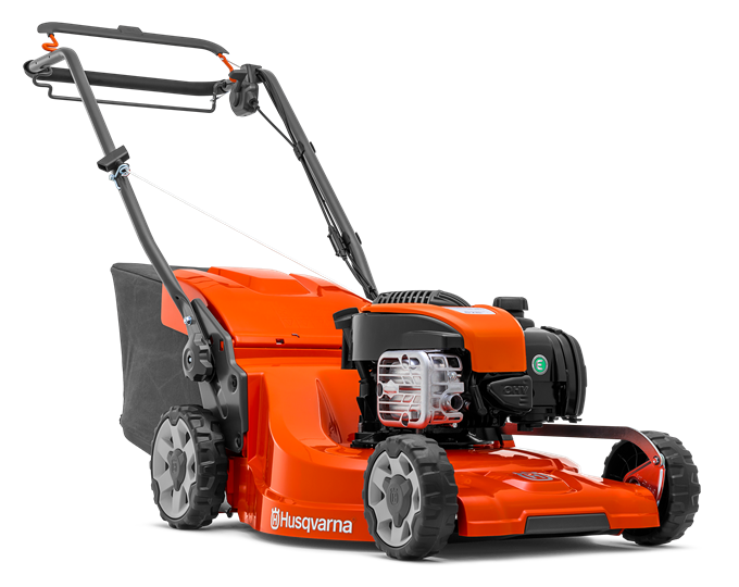 Husqvarna LC347V Petrol Self Propelled Lawnmower