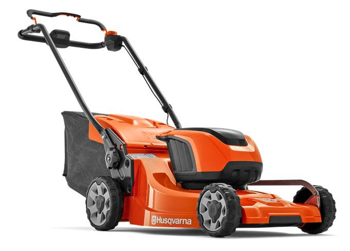 Husqvarna LC347iVX Battery Powered Lawnmower