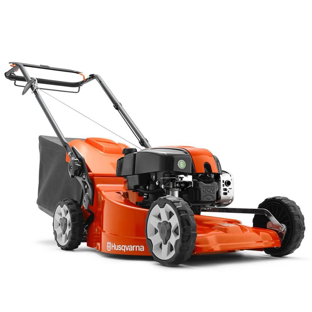 Husqvarna LC451S Petrol Self Propelled Lawnmower