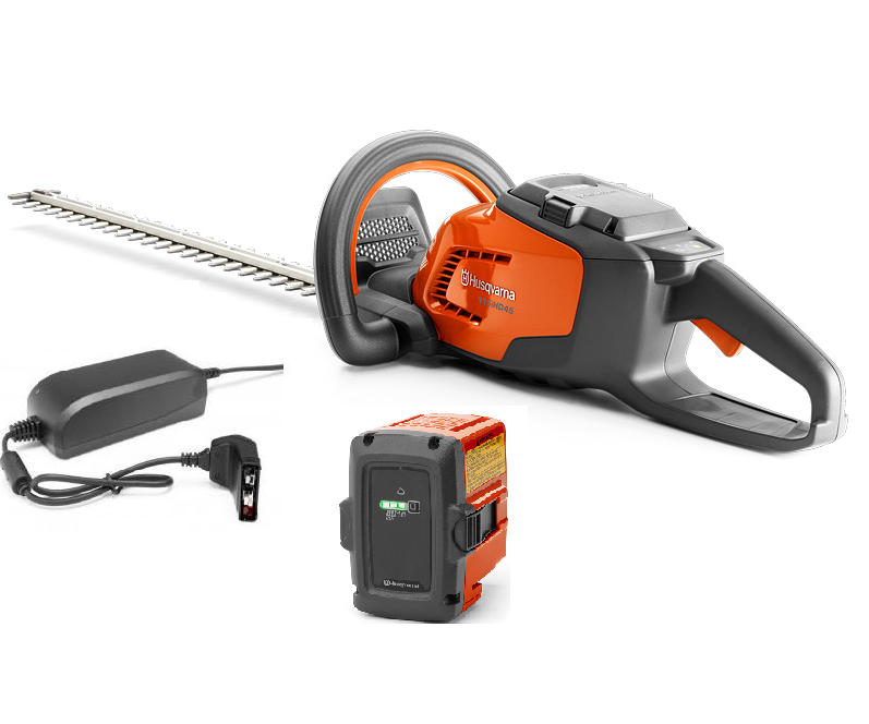 Husqvarna 115iHD45 - Battery Hedgetrimmer c/w Battery