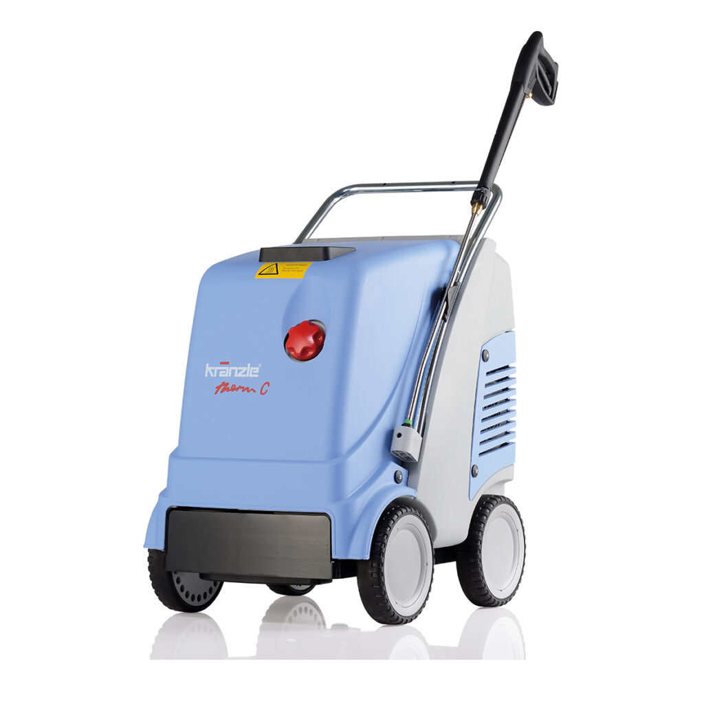 KRANZLE THERM C11-130 PRESSURE CLEANER POWER PLANT HIRE WEXFORD