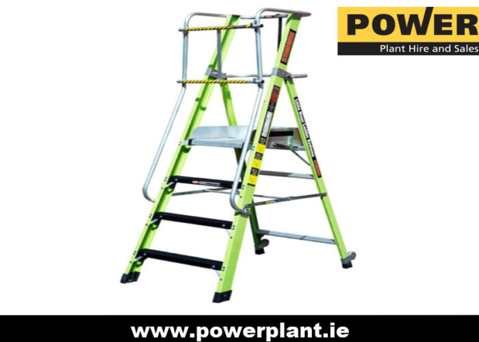 LOW-LEVEL-ACCESS-HIRE-PODIUM-STEP-LADDER-POWER-PLANT-HIRE-WEXFORD