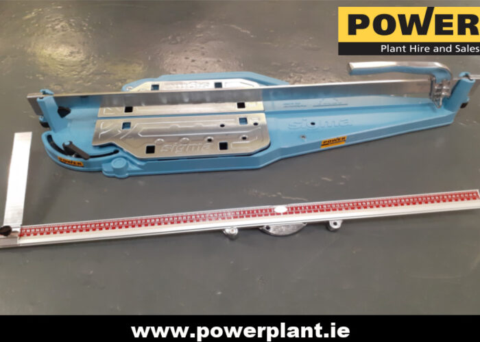 SIGMA TILE CUTTER HIRE WEXFORD POWER PLANT HIRE 2020